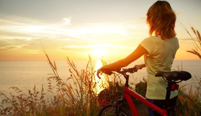 Orte auf Ameland mit dem Fahrrad entdecken