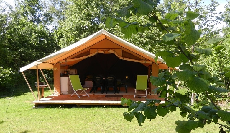 Glamping Ferienpark Camping Baalse Hei