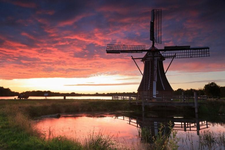Drenthe - Windmühle