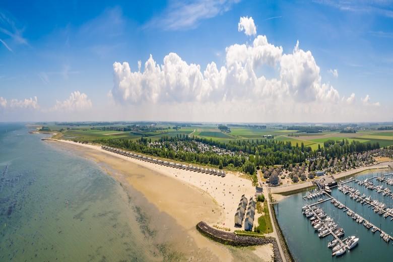 Roompot Beach Resort Ferienpark direkt am Meer