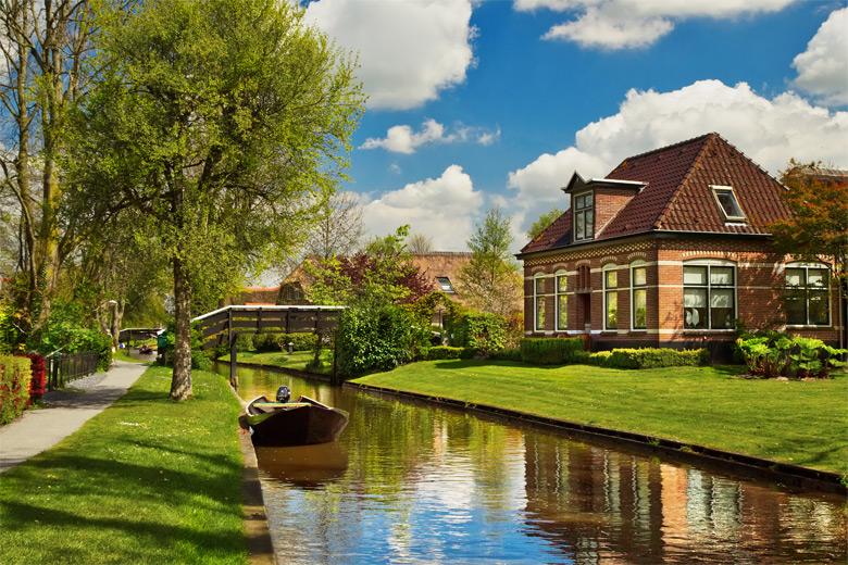 Ijsselmeer Ferienhaus
