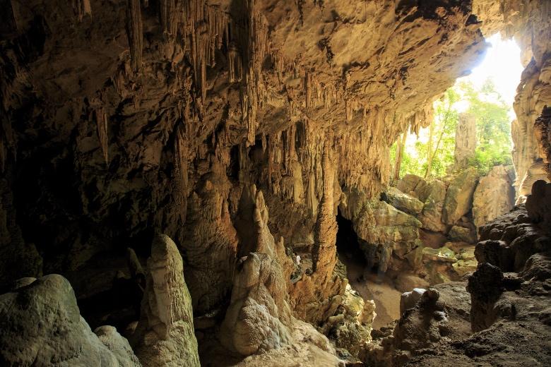 Die Iberger Tropfsteinhöhle