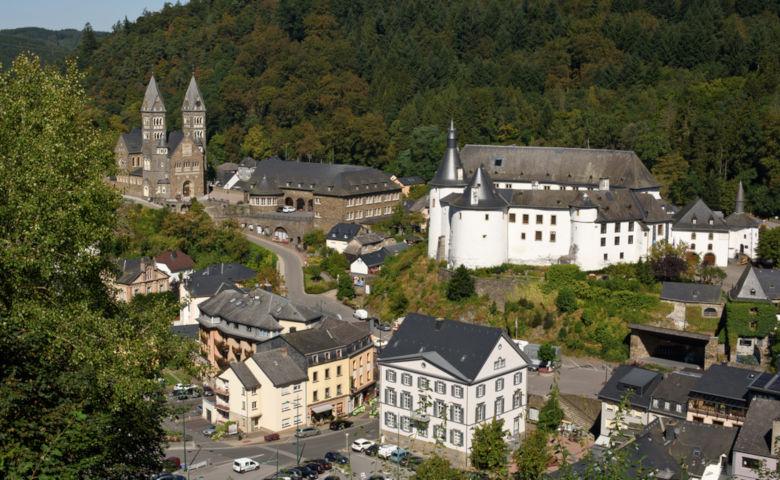 Das Schloss Clerf