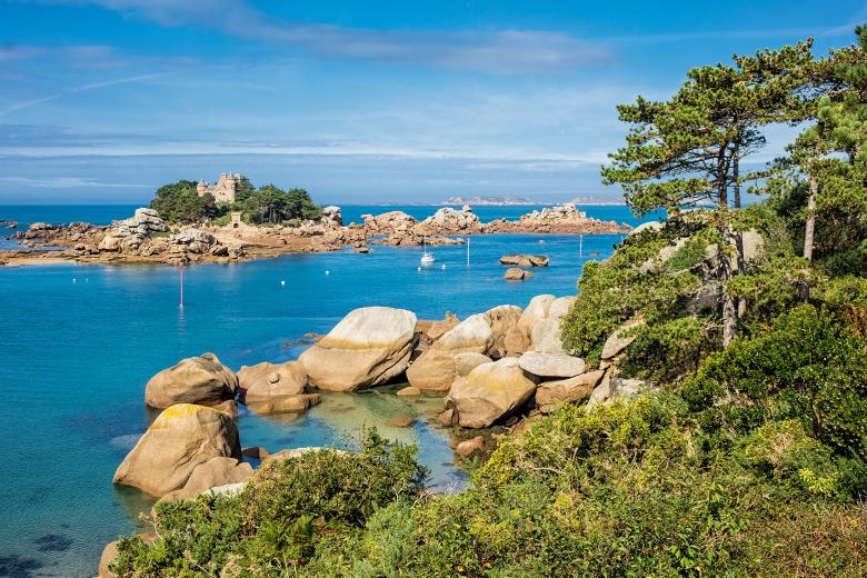 Orte frankreich in schönsten meer die am Die schönsten