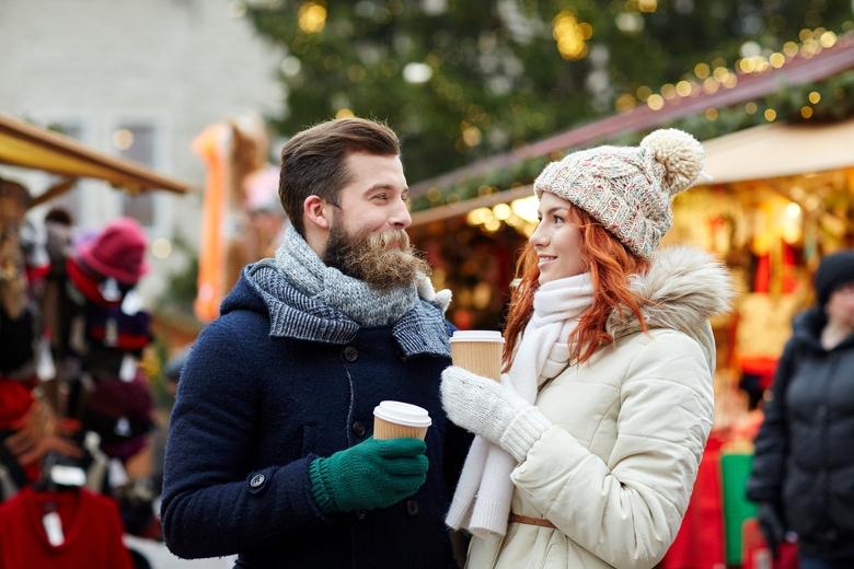 Weihnachtsmarkt Holland
