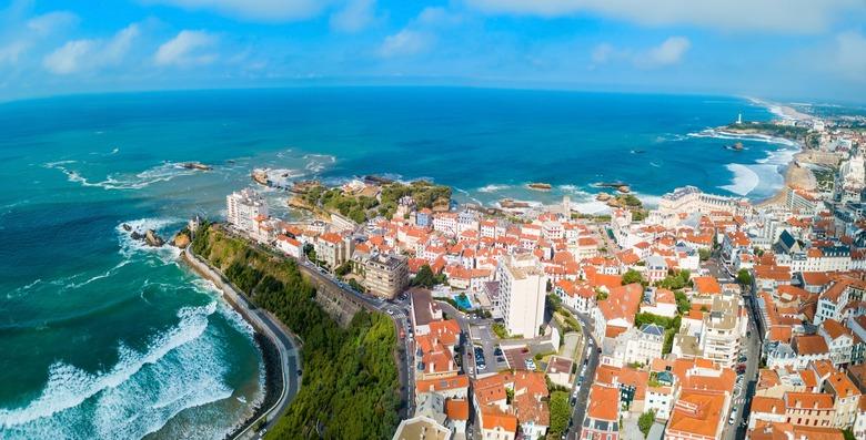 Schöne Orte in Frankreich
