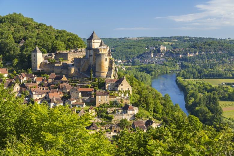 Schönste Orte Frankreich