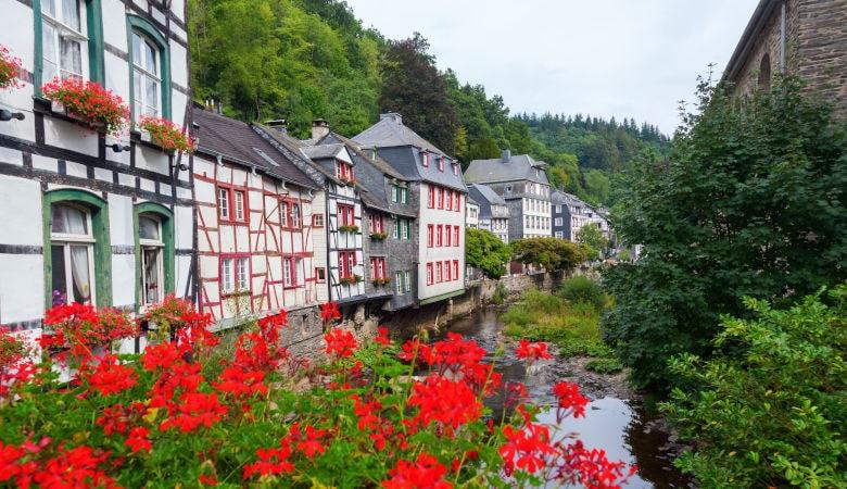 Pfingsturlaub zu Pfingsten in Deutschland in der Eifel