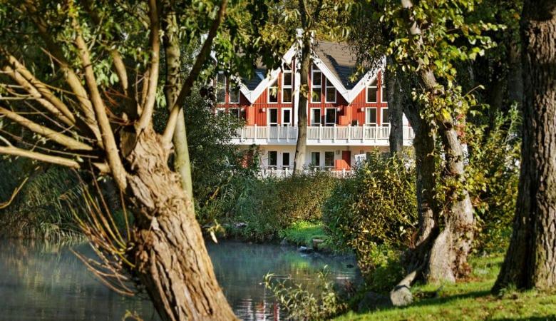 Schlosspark Bad Saarow bester ferienpark Deutschland