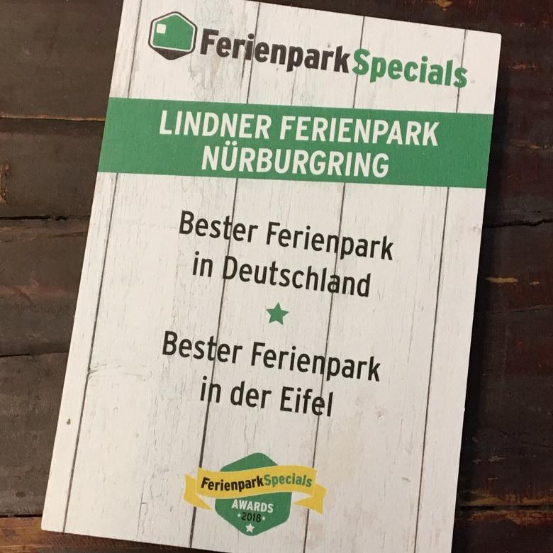 Bester Ferienpark Deutschland