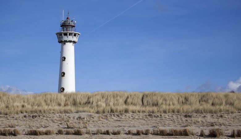 Der Leuchtturm J.C.J van Speijk