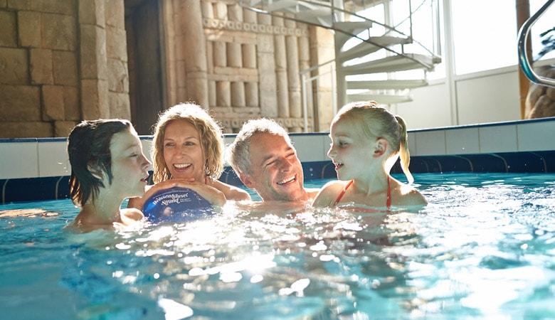 Urlaub mit Kindern Erfahrungen Ostsee Weissenhäuser Strand
