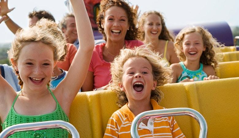 Urlaub mit Kindern Erfahrungen Slagharen