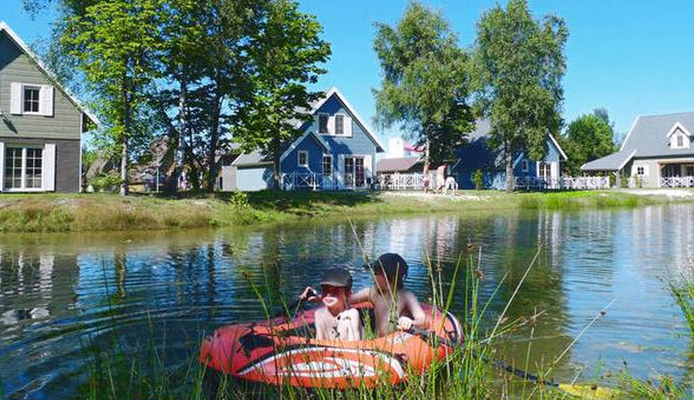 Urlaub mit Kindern günstig Erfahrungen Molenheide