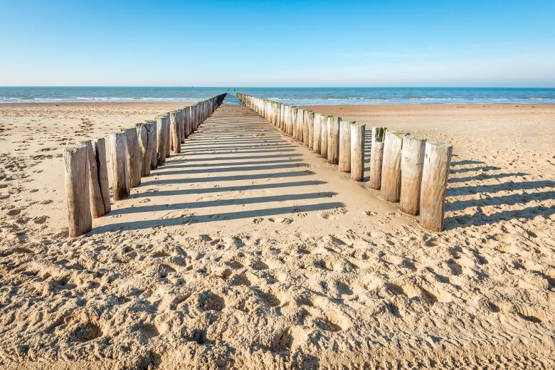 Urlaub in Holland am Meer Zeeland
