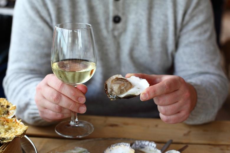 Austern essen in Zeeland