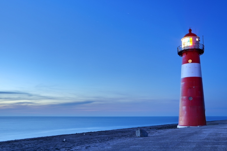 Leuchtturm Zeeland Westkapelle