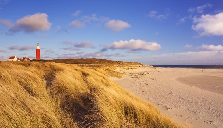 Urlaub in Holland am Meer Texel