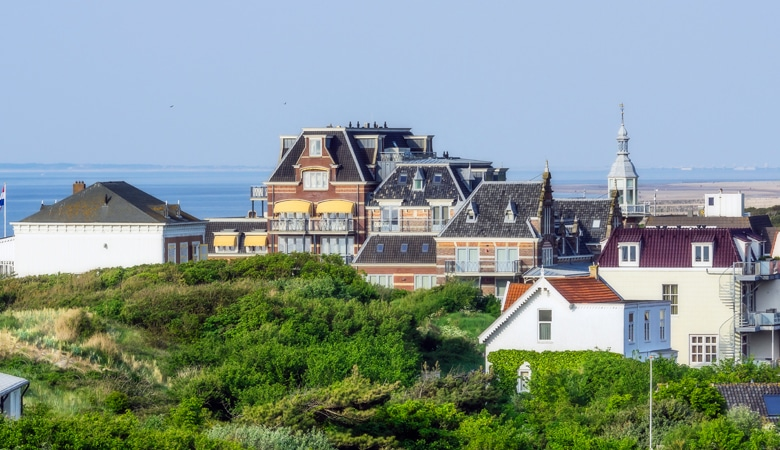 Urlaub in Holland am Meer Domburg