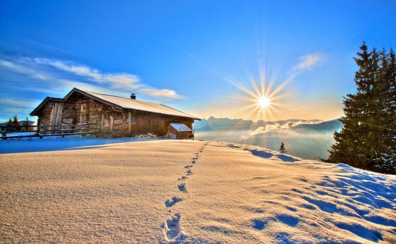 Urlaub im April in Österreich - Skifahren im April in Österreich