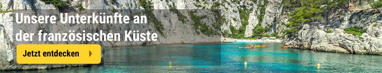 die besten Strände an der französischen Küste