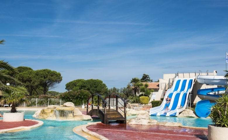 Ferienpark Südfrankreich direkt am Meer