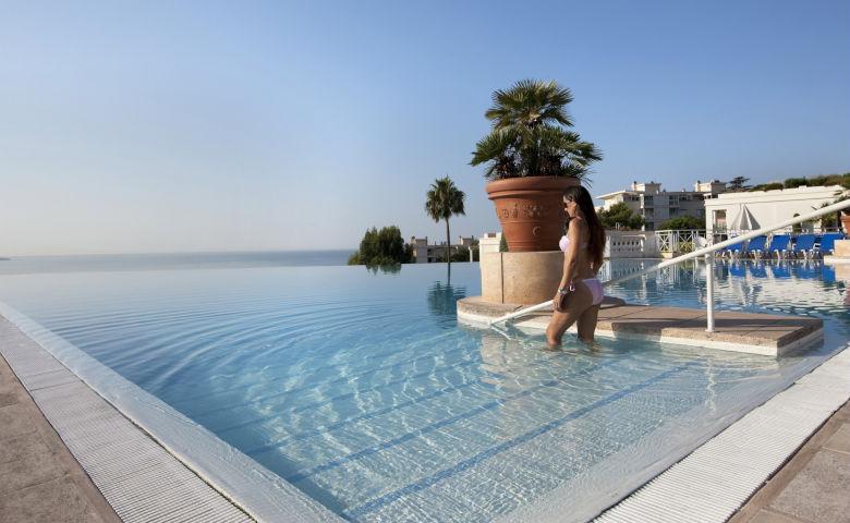 Ferienanlage in Südfrankreich direkt am Meer