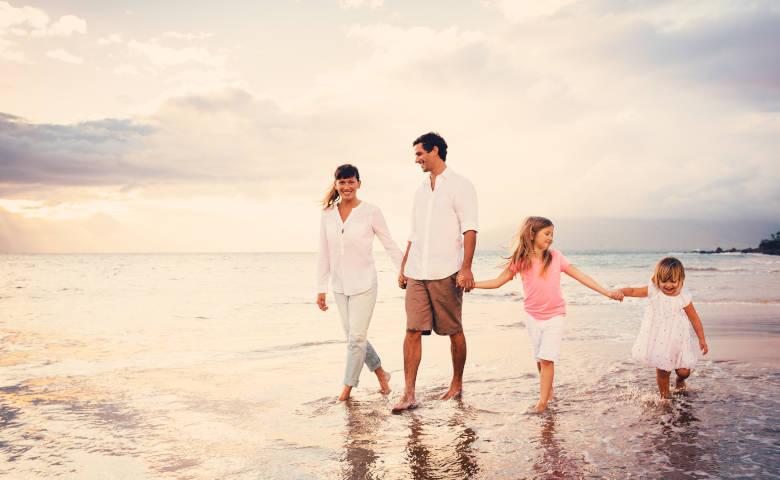 Ausflugsziele Strände an der Nordsee mit Kindern