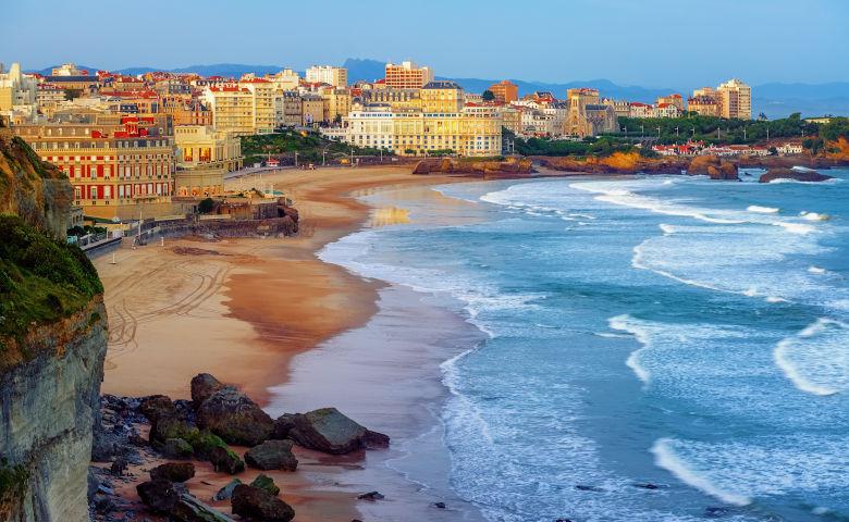 Biarritz in der Bretagne