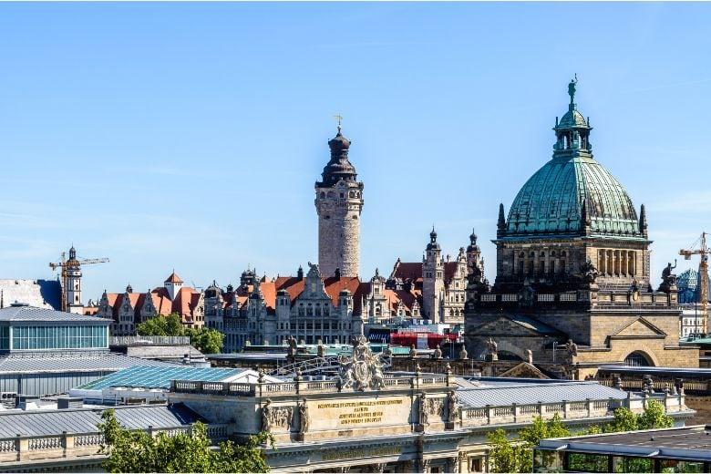 Urlaub in Ostdeutschland in Leipzig