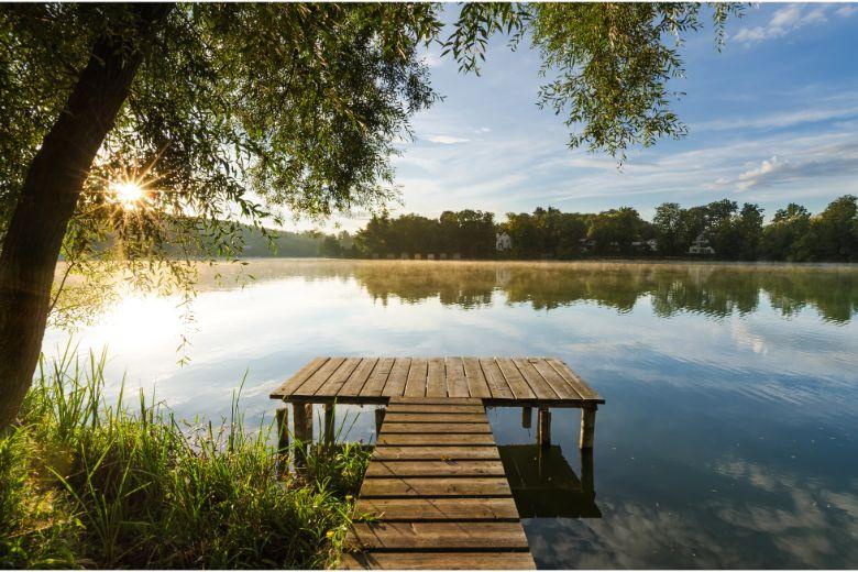 Urlaub in Ostdeutschland auf der mecklenburgischen Seenplatte
