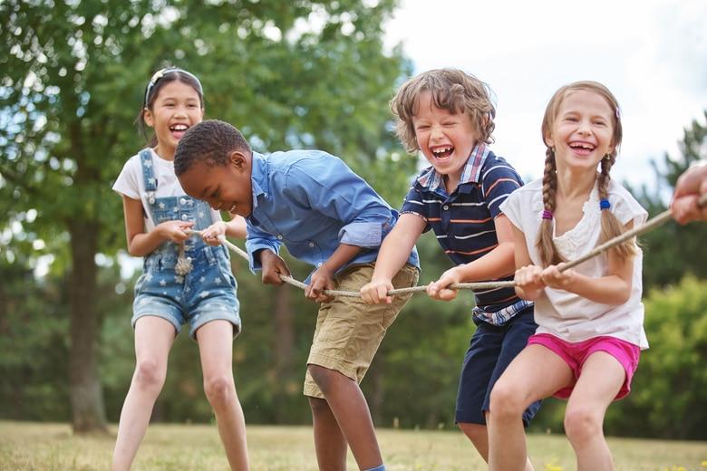Ferienparks mit Kindern