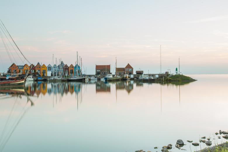 Urlaub in Holland am Meer in Stavoren