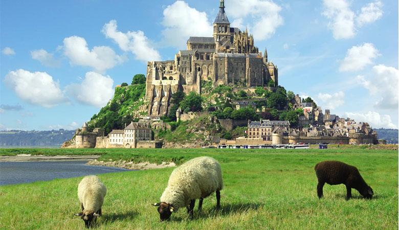 Familienurlaub Frankreich Normandie